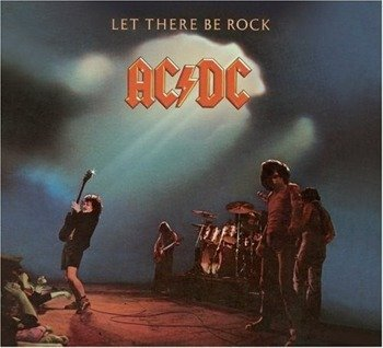 AC/DC : LET THERE BE ROCK (LP VINYL)
