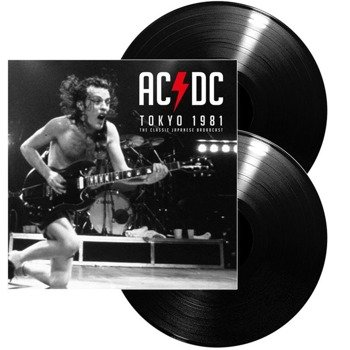 AC/DC: TOKYO 1981 - THE CLASSIC JAPANESE BROADCAST (2LP VINYL)
