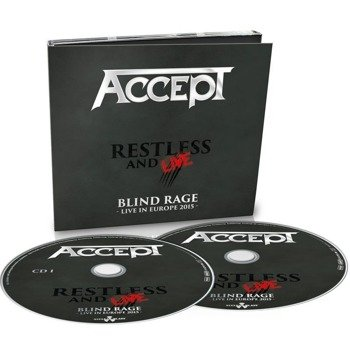 ACCEPT: RESTLESS & LIVE (2CD)