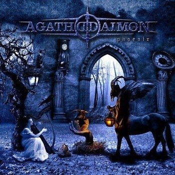 AGATHODAIMON: PHOENIX (CD)
