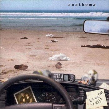 ANATHEMA: A FINE DAY TO EXIT (2LP VINYL)