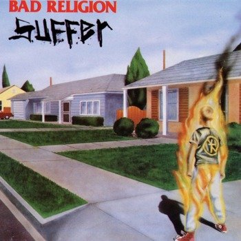 BAD RELIGION: SUFFER (CD)