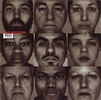 BAD RELIGION: THE GRAY RACE (CD)