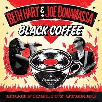 BETH HART, JOE BONAMASSA: BLACK COFFEE (CD)