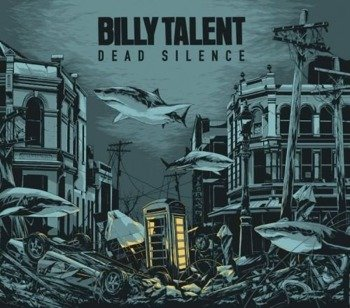 BILLY TALENT: DEAD SILENCE (CD)