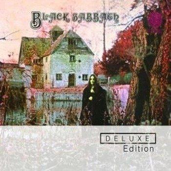 BLACK SABBATH: BLACK SABBATH (CD) DELUXE REMASTER