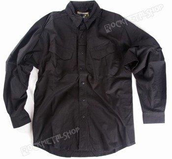 Bluza DEFENDER SHIRT WITH LONG SLEEVE BLACK
