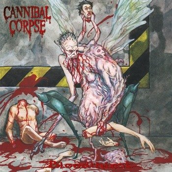 CANNIBAL CORPSE: BLOOD THIRST (LP VINYL)