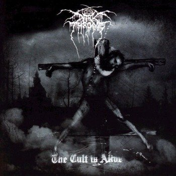DARKTHRONE: THE CULT IS ALIVE (LP VINYL)