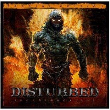 DISTURBED: INDESTRUCTIBLE (CD+DVD) SPECIAL
