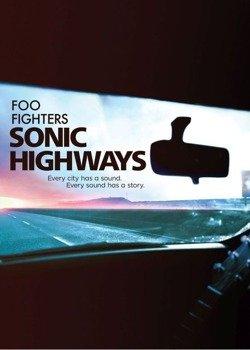 FOO FIGHTERS: SONIC HIGHWAYS (4DVD)