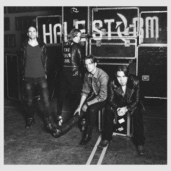 HALESTORM: INTO THE WILD LIFE (CD) DELUXE