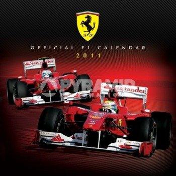 Kalendarz FERRARI F1 2011