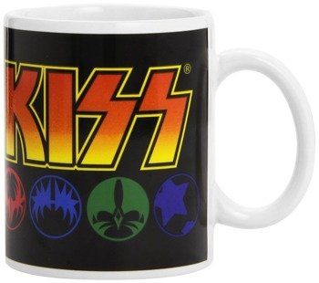 Kubek KISS - MASKS