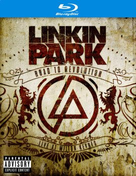 LINKIN PARK: ROAD TO REVOLUTION - LIVE AT MILTON KEYNES (BLU-RAY)