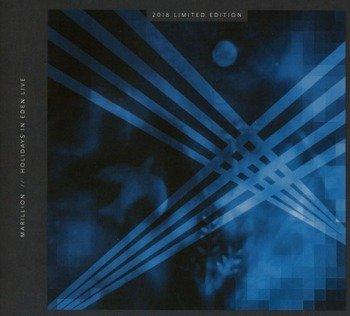 MARILLION: HOLIDAYS IN EDEN LIVE (2CD)