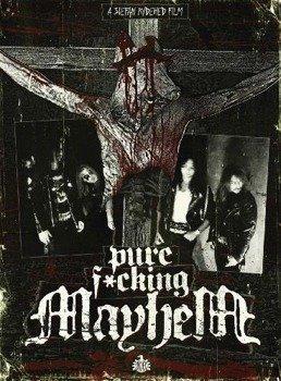 MAYHEM: PURE FUCKING MAYHEM (DVD) LIMITED