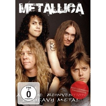 METALLICA: AND THE REINVENTION OF HEAVY METAL (DVD)
