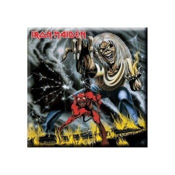 Magnes na lodówkę IRON MAIDEN - NUMBER OF THE BEAST