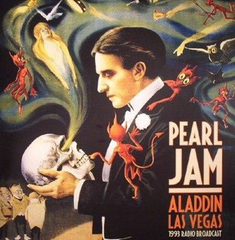 PEARL JAM: ALADDIN, LAS VEGAS 1993 (2LP VINYL)