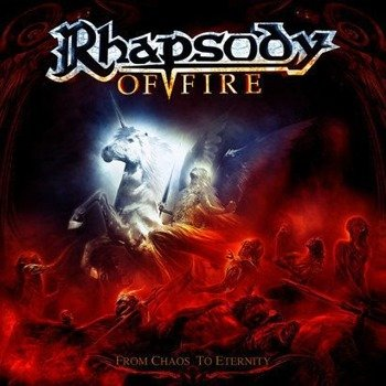 RHAPSODY OF FIRE: FROM CHAOS TO ETERNITY (CD)