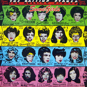 ROLLING STONES: SOME GIRLS (CD) REMASTER