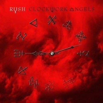 RUSH : CLOCKWORK ANGELS (CD)