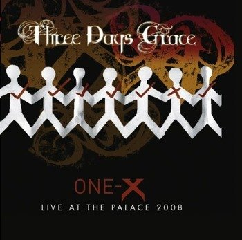 THREE DAYS GRACE: ONE-X/LIVE AT THE PALACE (CD+DVD)