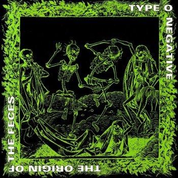 TYPE O NEGATIVE: ORIGIN OF THE FACES (CD)