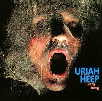 URIAH HEEP: ...VERY EAVY (CD) REMASTER
