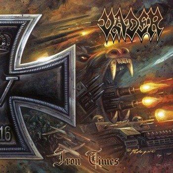 VADER: IRON TIMES (CD)
