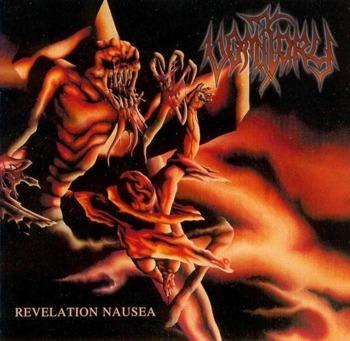 VOMITORY: REVELATION NAUSEA (CD)
