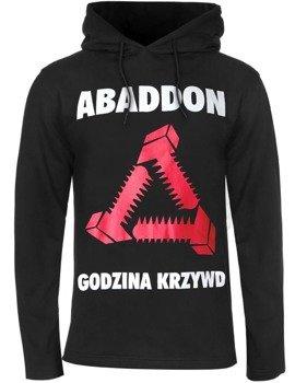 bluza ABADDON - GODZINA KRZYWD 2017, z kapturem