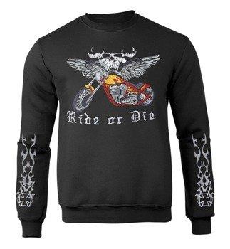 bluza RIDE OR DIE bez kaptura