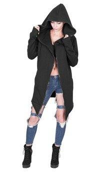 bluza unisex AMENOMEN - BLACK CUBE, z kapturem