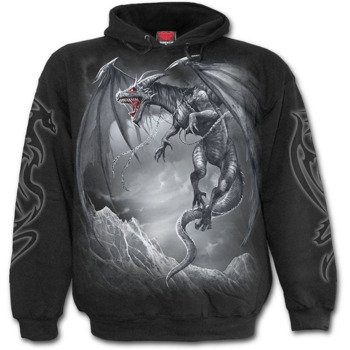 bluza z kapturem DRAGON'S CRY