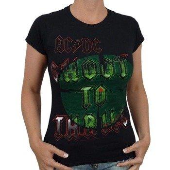 bluzka damska AC/DC - SHOOTER