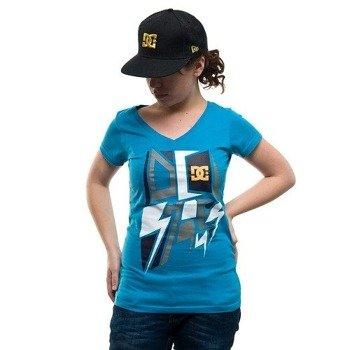 bluzka damska DC - CINDY (BLUE JAY)