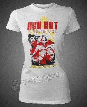 bluzka damska RED HOT CHILI PEPPERS - SUMMER 92