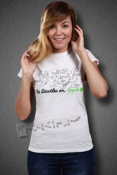 bluzka damska THE BEATLES - ON APPLE