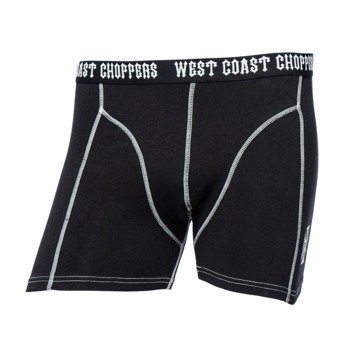 bokserki WEST COAST CHOPPERS black