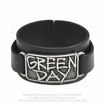 bransoleta/pieszczocha GREEN DAY