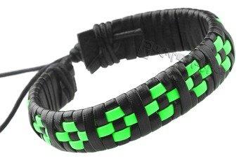 bransoletka BLACK GREEN