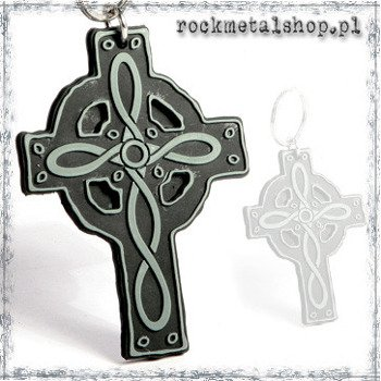 brelok gumowy CELTIC CROSS