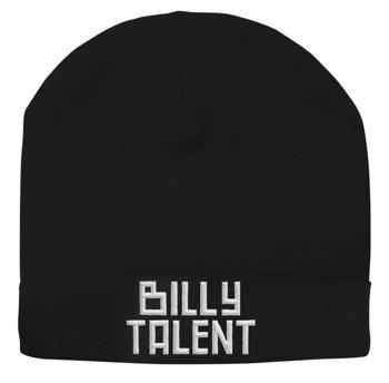 czapka BILLY TALENT - LOGO, zimowa