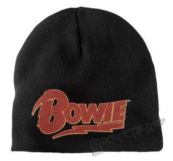 czapka DAVID BOWIE - FLASH LOGO