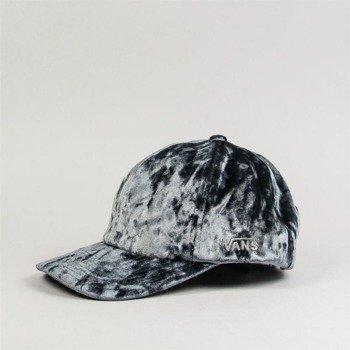 czapka VANS - SIDE STRIPE SNAPBACK BLACK
