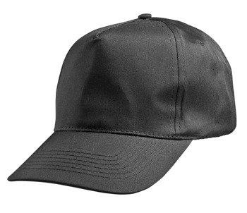 czapka bejsbolówka Houston BLACK