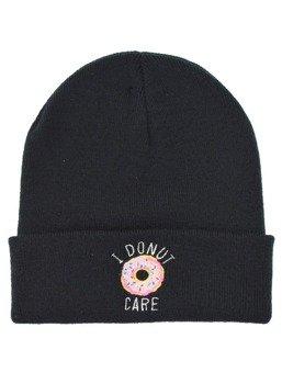 czapka zimowa DARKSIDE - I DONUT CARE