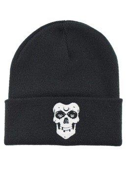 czapka zimowa DARKSIDE - SKULL